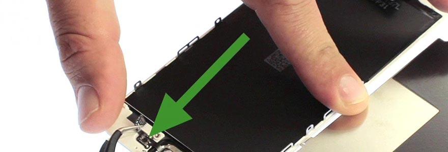 Changer écran iPad 2