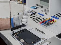 Réparateur de tablette